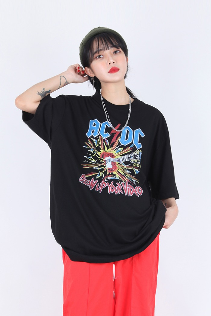 ACDC 블로우업 T